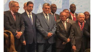وزير العدل من مؤتمر مراكش : العدالة الناجعة كتجيب الاستثمار وعبد النباوي : المغرب لائمالقانون لتسهيل الاستثمار