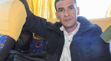 معتقل راي عند البوليساريو دخل فإضراب عن الطعام وقطع الما والسكر