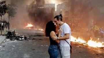 لا تغرنكم الحرية في لبنان!   سوف يخرج منها هي أيضا إخوان  وحزب الله وسلفيون وطوائف ووحوش