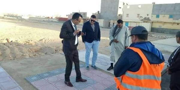 سخط فبوجدور بسبب تخصيص المجلس الإقليمي لمبالغ كبيرة فبناء ساحة ومقر