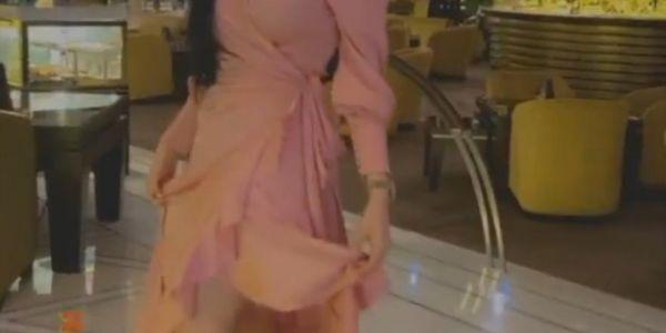 """المغربية جليلة بلباس سيكسي في دبي.. نشرات زينها في """"انستكرام"""""""