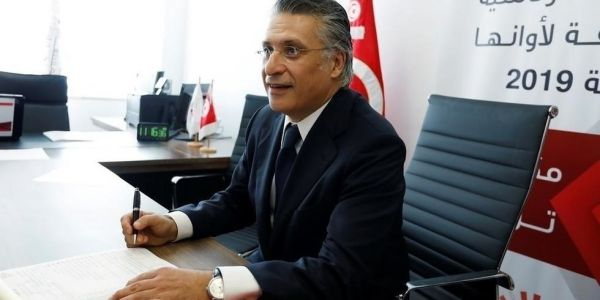 قاضي التحقيق فتونس وافق باش دار مقابلة مع المرشح الرئاسي نبيل القروي اللي مشدود فالحبس