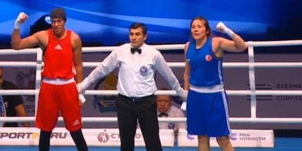 الملاكمة المرضي خسرات فدومي فينال وضمنات ميدالية فبطولة العالم