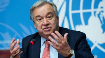 كَوتيريس : الأمم المتحدة خاص تكون بلاصة كيتسمع فيها صوت مخاوف الأقاليم غير المتمتعة بالحكم الذاتي