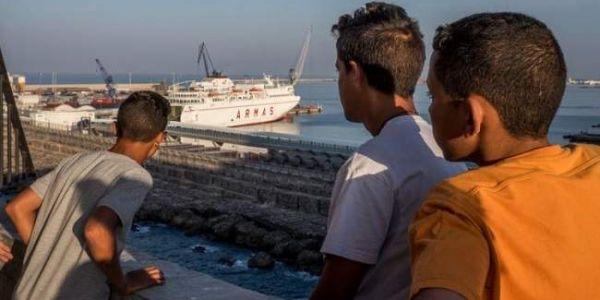 مغاربة ضمن شبكة للاتجار بالقاصرين