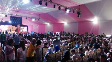 ممثل حزب موريتانيا الحاكم فمؤتمر شبيبة الإستقلال: باركة على الشباب الإفريقي من التشتيت
