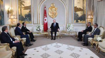 يوم تنصيبه.. الرئيس التونسي الجديد: مستعدين لتعزيز علاقاتنا مع المغرب وأتمنى الصحة والعافية للملك محمد السادس