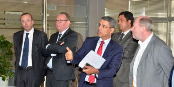 الوزاني تحيد من ريضال المغرب لمنصب مدير للتنمية والمشاريع والعلاقات العامة في فيوليا