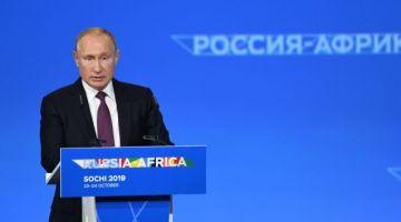 أشغال قمة سوتشي انطلقات بحضور 54 دولة إفريقية وغياب مؤكد للبوليساريو