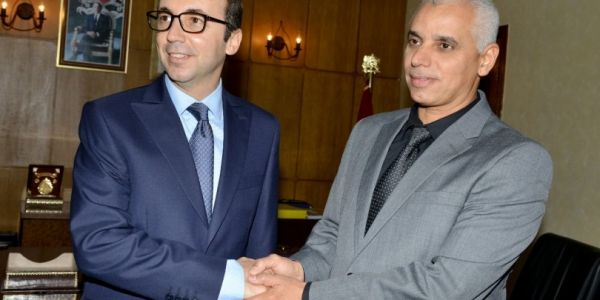 مدير الموارد البشرية فوزارة الصحة يطلب من الوزير آيت الطالب باش يعفيه من المهام ديالو