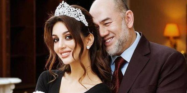 ملكة جمال روسيا وطليقة ملك ماليزيا ولات مزلوطة وباعت خاتم زواجها بوالو باش تعيش