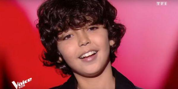 """برنامج """" The voice kids"""" في فرنسا.. المغربي """"علي"""" تأهل للنصف نهائي-فيديو"""