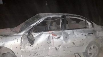 مليشيات حفتر قتلات شاب مغربي بليبيا