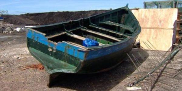 باركو ديال الصيد مجهول الهوية رون البوليس فالداخلة