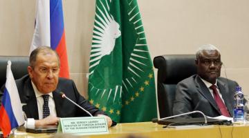 المغرب حاضر والبوليساريو ماحاضراش فقمة سوتشي الروسية الافريقية