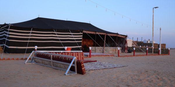 مسؤول المخيمات السعودية فالصحرا: المغرب بلدنا الثاني وكنحافظو على نظافة أي منطقة زرناها