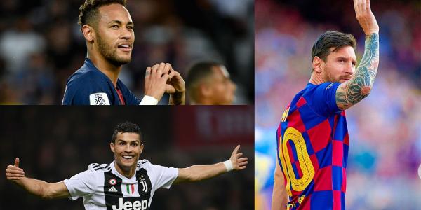 الأفضل فالعالم هو اللول وللعاب عربي فالقائمة…  هادي قائمة اغنى 10 لاعبين فالعالم
