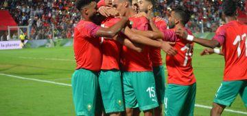 """المنتخب الوطني المحلي تأهل لربع نهائي """"الشان"""" بخماسية فمرمى أوگندا"""
