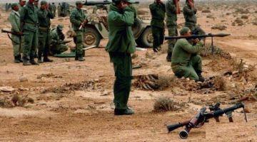 الجيش تيرا بالقرطاس لايقاف ثلاثة ديال الطونوبيلات عامرين حشيش فالجدار الرملي ووحدة تحرقات