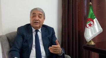 المرشح للرئاسيات الجزائرية بن فليس: ما كاينش صراع جزائري مغربي على الصحرا