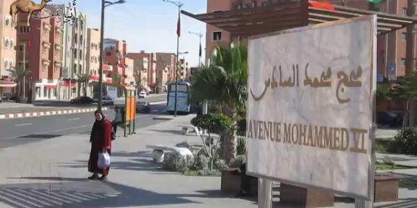جمعلهم حب وتبن.. موريتاني فالعيون هرب بعدما نصب على تجار موريتانيين فثلاثة المليار
