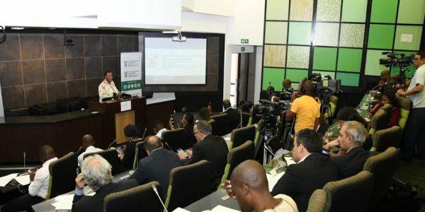 وزيرة خارجية جنوب إفريقيا: هاشكون لي محتاكر قضية الصحرا فمجلس الأمن