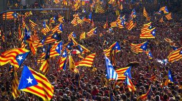 اسبانيا غادي تجري على المغاربة اللي شاركوا ف احتجاجات كاتالونيا