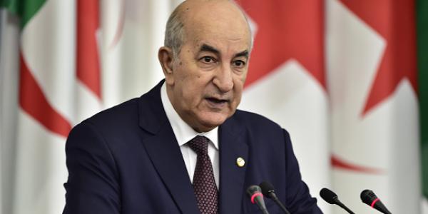 باغي يركَد الشعب الجزائري.. تبون خايف من الحراك وقالك غايدير تعديلات دستورية مع حل البرلمان