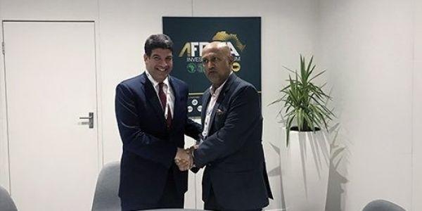 وخا كاينة عداوة ضد المغرب.. مازن دارت اتفاقية فمجال الطاقة مع جنوب إفريقيا