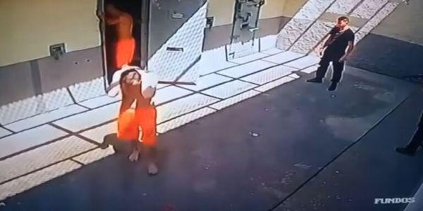 محابسية خطفو الحارس ديالهم.. شدوه رهينة لمدة 24 ساعة- فيديو