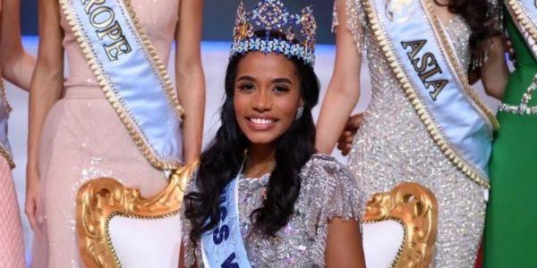 الجامايكية لي دات لقب ملكة جمال العالم: الزين أقل إنجاز مهم فحياتي -فيديو