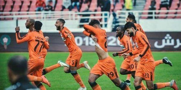 كأس الكاف.. بركان رجع بتعادل بطعم الفوز أمام زاناكو
