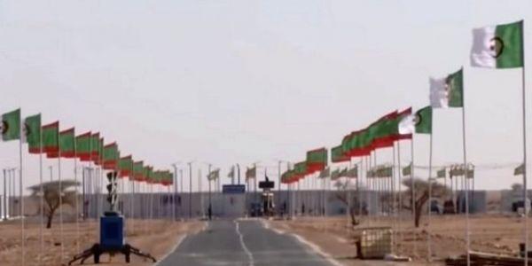 """الجزائر ربطات حدودها مع موريتانيا ب""""الفيبر أوبتيك"""""""