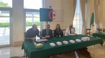 التصويت سالا فالجزائر والسلطة كتقول 33 فالمئة صوتوا باش ماتعاودش الانتخابات