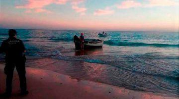 كارثة فالمحيط الأطلسي. 58 حراك ماتو على سواحل موريتانيا حدا الداخلة