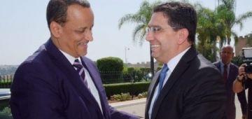 اسماعيل ولد الشيخ أحمد: العلاقات المغربية الموريتانية متميزة وكتطور بشكل مزيان