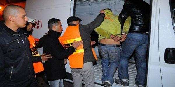 روينة كبيرة هاد الصباح فحي النرجس بفاس: مقرقبين ضربو البوليس بالحجر