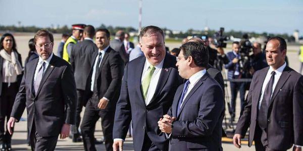 ميريكان : علاقتنا قوية مع المغرب لي اول بلاد اعتارفات بينا وحليف قوي بقيادة الملك لمحاربة الإرهاب