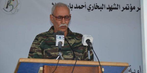 زعيم حزب جبهة التحرير والسفير الروسي فالجزائر تناقشو فملف الصحرا