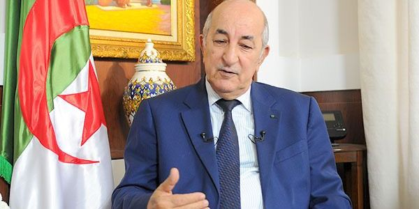 مريكان هنئات الجزائر بعد انتخاب عبد المجيد تبون