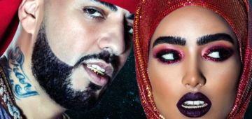 """الرابور المغربي """"فرانش مونتانا"""" كَاعما مسوق للاتهامات بالاعتداء الجنسي وعايش الحياة في لوس أنجلوس – فيديو"""