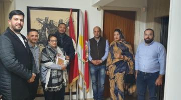 """حرب """"دبلوماسية"""" بين شبيبات حزبية مغربية والبوليساريو ف مؤتمر قبرص"""