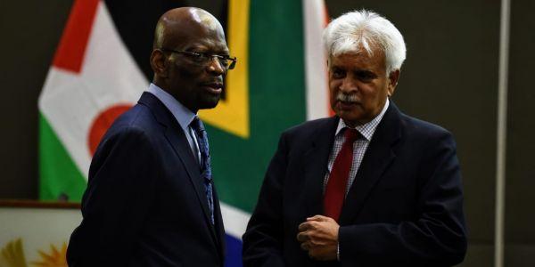 جنوب إفريقيا: داعمين البوليساريو والأمم المتحدة خاص تزرب فتعيين خليفة لكولر