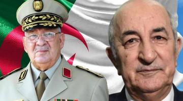 گايد صالح كيشكر فالرئيس الجزائري لي دار خلفا لبوتفليقة