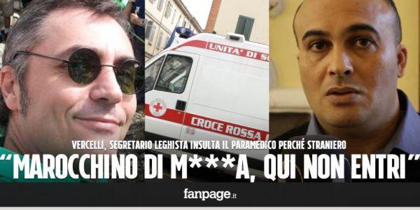 الحبس و الخطية لسياسي ايطالي عاير رجل اسعاف مغربي و گال عليه موسخ