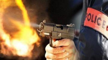البوليس جبدو لفرادة للسيطرة على مسلح فسلا