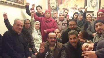 بعد الصلح..عائلات معتقلي حراك الريف تدعم أحمد الزفزافي زعيما لها