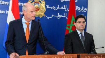 هولندا بغات تطوي صفحة الازمة اللي شعلات مع المغرب بسبب الحراك و قضية شعو