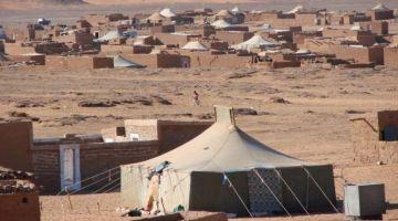 أسرة صحراوية من ستة أشخاص هربات من جحيم البوليساريو