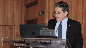إعفاء مدير الدراسات والتعاون والتحديث ف وزارة العدل